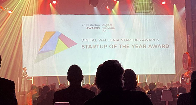 Digital Startup Awards ceremony